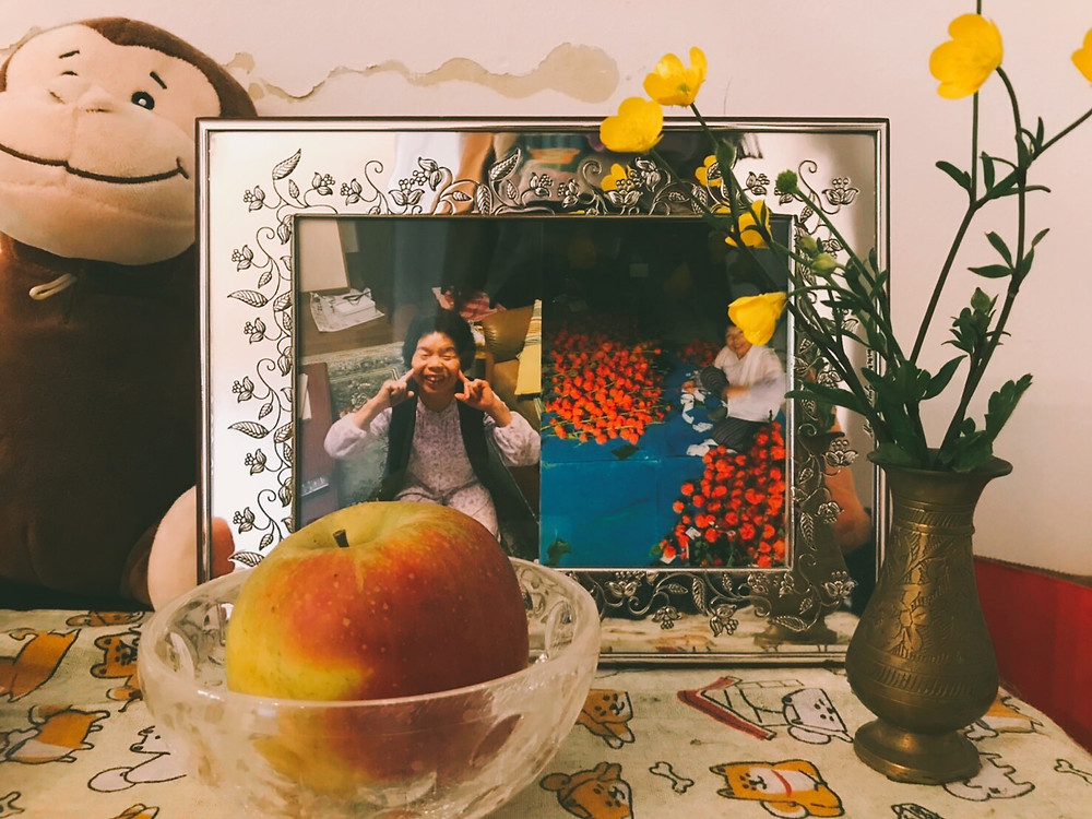 祖母の写真