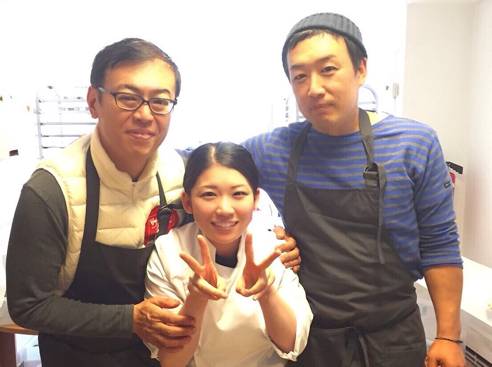 垣本晃宏シェフと駒居崇宏シェフの写真