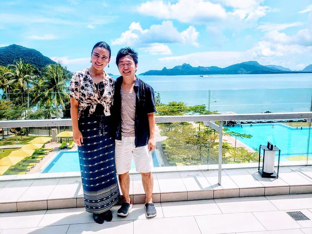 マレーシアで過ごす休日