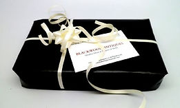 Gift Boxes and Gift Wrapping at Blackwood Antiques