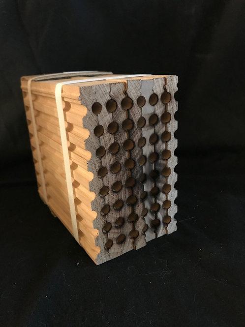 48 Hole Nesting Block