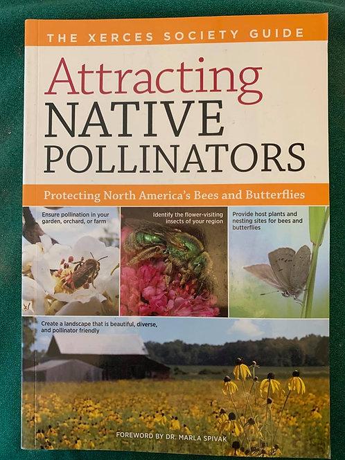 Attracting Native Pollinators Book