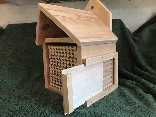 96 Hole Block plus Shelter with Observation Box