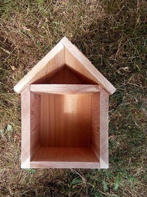 Shelter for 96-Hole Nesting Blcok