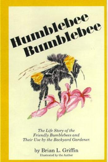 Book:  Humblebee Bumblebee