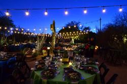 Dinner on the Desert
