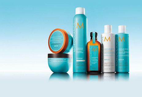 Moroccanoil produits Space Hair Rambuteau
