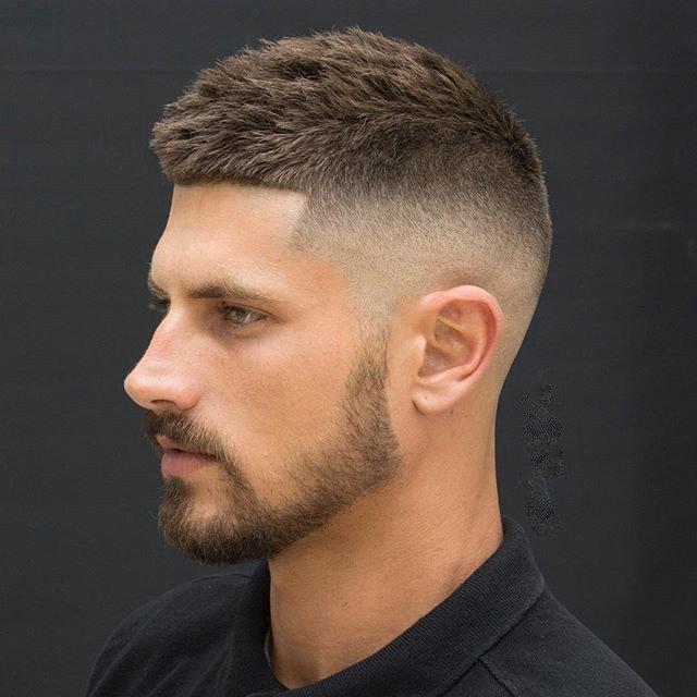 Court Masculin / Men Short Hair