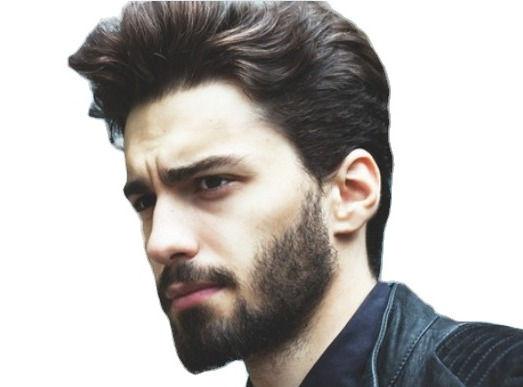 Long Masculin / Men Long Hair