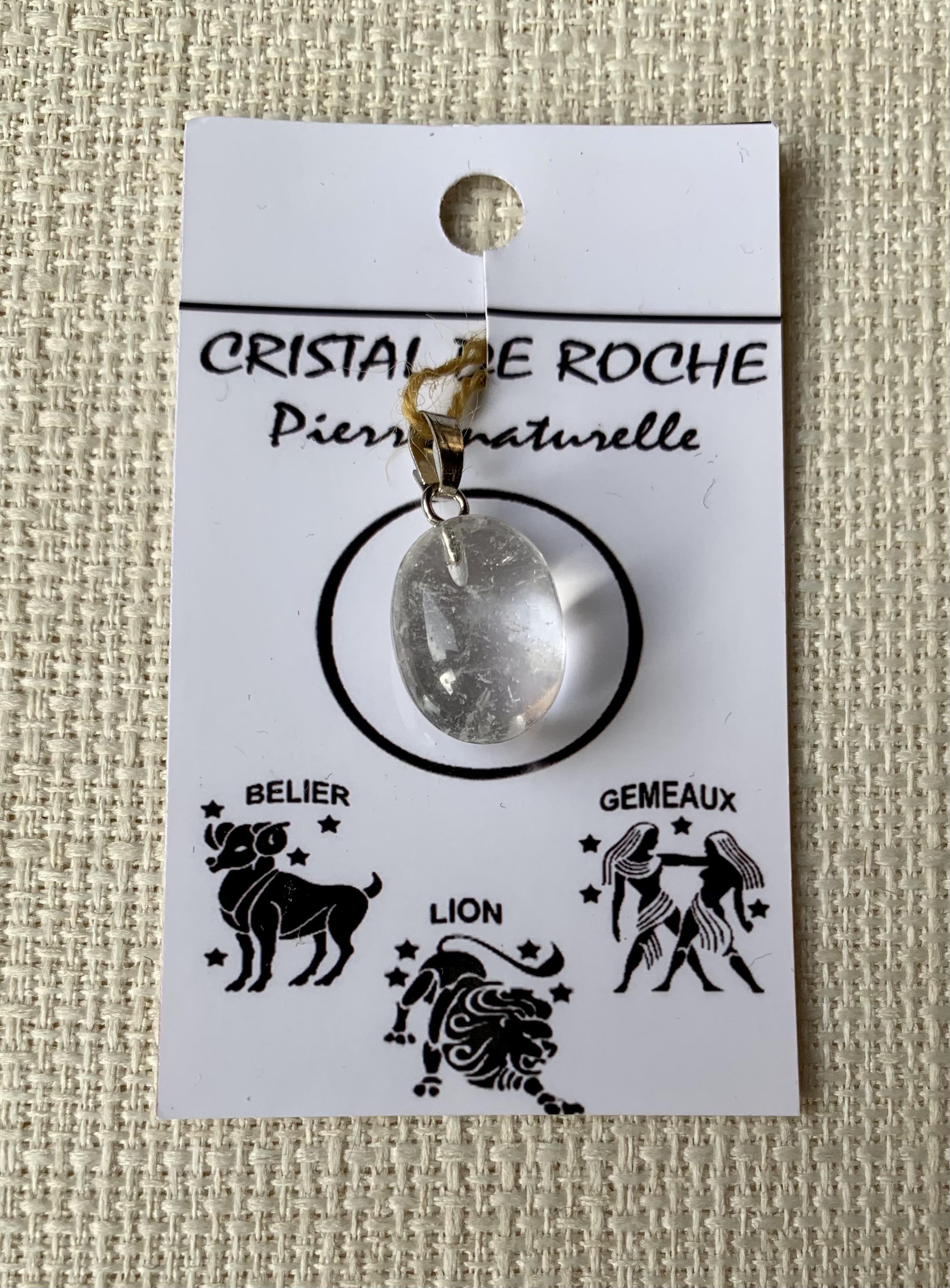 CRISTAL DE ROCHE 5 €