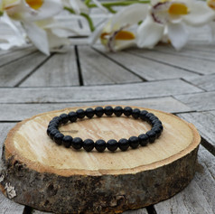 Bracelet TOURMALINE 6mm