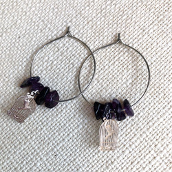 CAGES AMETHYSTE 8 €