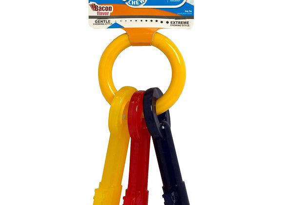 Nylabone Puppy Teething Keys Large – N221P