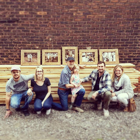 Private Family Frame Class