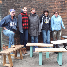 Urban Bench Class