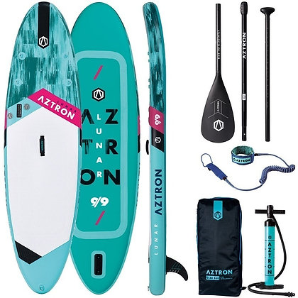 Tabla Stand Up Aztron Lunar Sup Paddle Board C/d Chamber