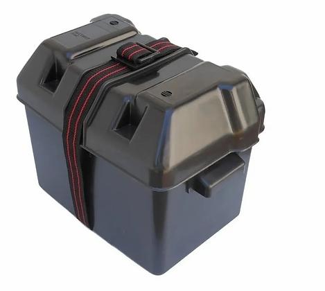 Caja Porta Bateria De Hasta 75 Amp