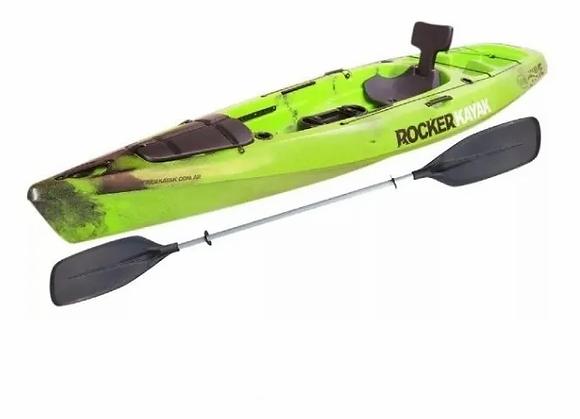 Kayak Rocker Wave Fishing Con Remo