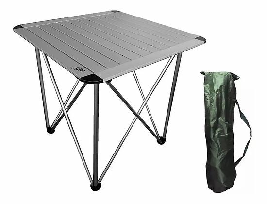 Mesa Camping Outdoors Aluminio Plegable Reforzada