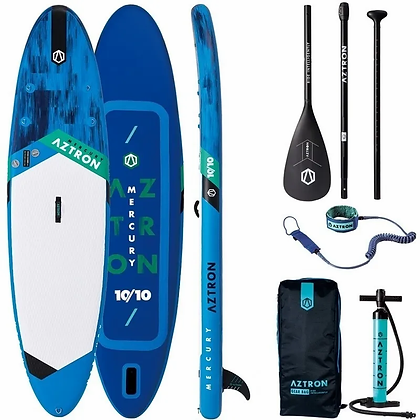 abla Stand Up Aztron Mercury Sup Paddle Board C/d Chamber