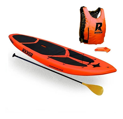 Tabla Stingray Stand Up Rocker Kayak Remo Chaleco