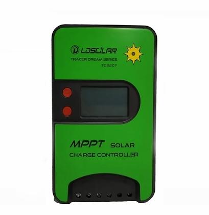 Regulador Mppt 12/24v 30a