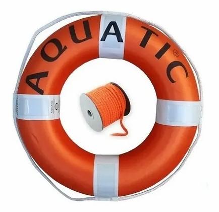 Salvavidas Circular Reglam Aquatic Aprobado