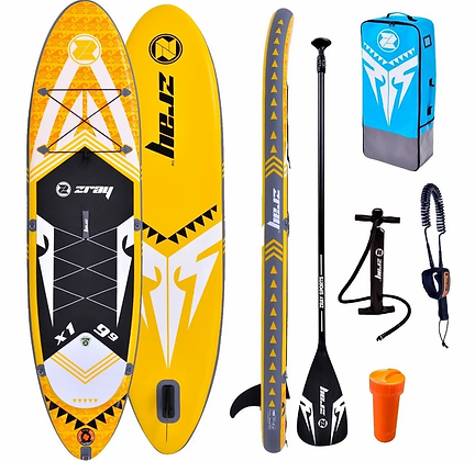 Tabla Sup Stand Up Paddle Rider Zray X1- Inflable New Modelo