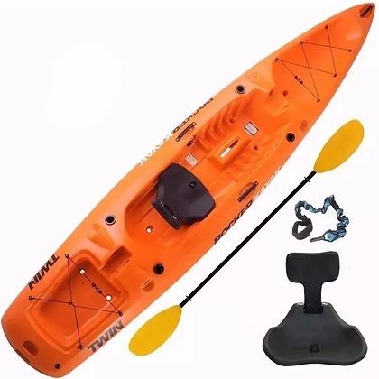 Kayak Rocker Twin Remo Butaca Pita
