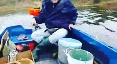 Motor 2,6 HP LTCEco en acción. Conseguilo en nuestro local y abónalo de la forma que más te convenga. #nautica#motores#dostiempos#ltceco#piragua#pesca#pejerrey#temporada#embarcaciones#laguna#rio#2018