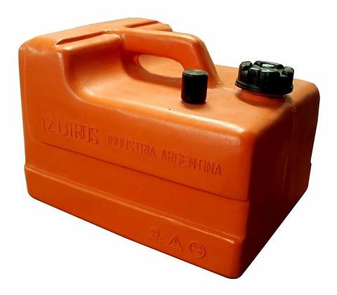 Tanque De Combustible 12 Litros Nau/competicion