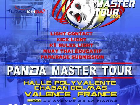 PANDA MASTER TOUR 2021
