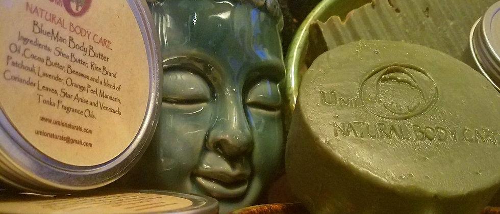 Blue Man Handcrafted Moisturizing Soap