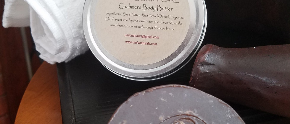 Cashmere Handcrafted Moisturizing Soap