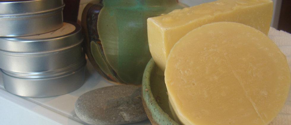 LemonAid Handcrafted Moisturizing Soap
