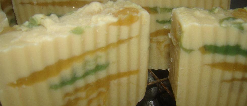 Gardenia Handcrafted Moisturizing Soap