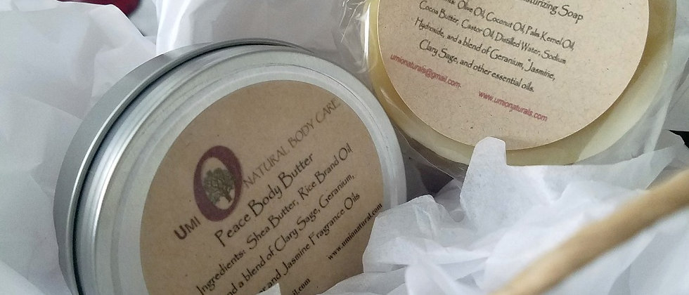 Peace Body Butter