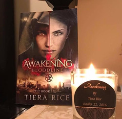 Awakening by candle light
