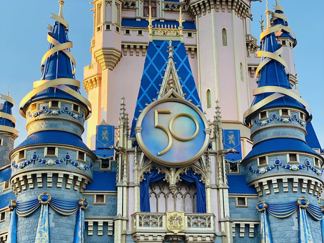 Walt Disney World's 50th Anniversary Celebration Promises to be Epic