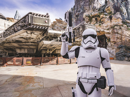 Top Five Reasons to Visit Star Wars: Galaxy's Edge
