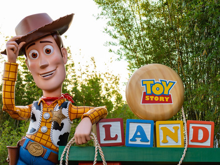 Toy Story Land Delivers Excitement