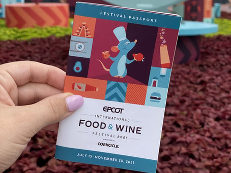 2021 EPCOT International Food and Wine Festival presented by Corkcicle is Worth the Visit!