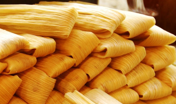 fresh tamales made daily!