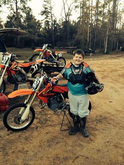 Preston With Bikes