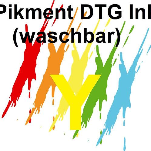 Y - UV Pikment DTG Tshirt Drucker Farbe Ink