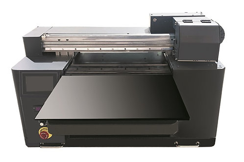 UV A2 Digital LED Drucker C M Y K + W 45cmx65cm Druckfläche