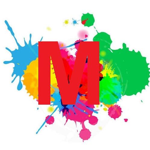 M - Eco Solvent Drucker Farbe
