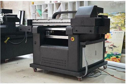 UV LED Drucker 60x60cm 400mm CMYK LC LM +W+V