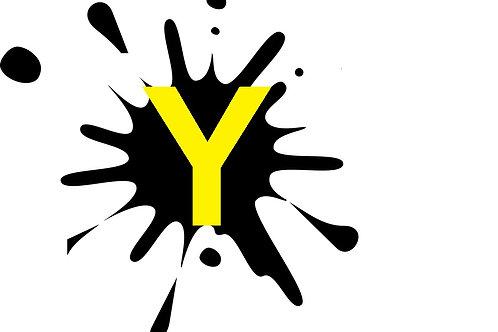 Y - UV LED Drucker Farbe Ink (Hard Typ)