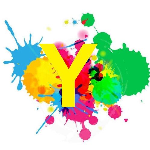 Y - Eco Solvent Drucker Farbe